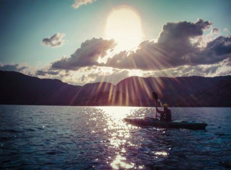 Piragüismo-en-el-Lago