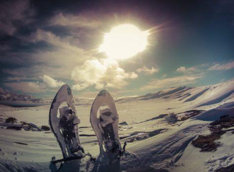 TREKKING-Raquetas-de-nieve
